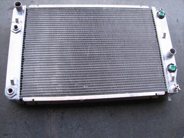 RSD C6 All Aluminum Radiator